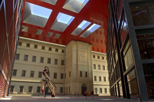Museo Nacional Centro De Arte Reina Sofia Laguiamadrid Es