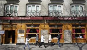 Exterior Café Gijón